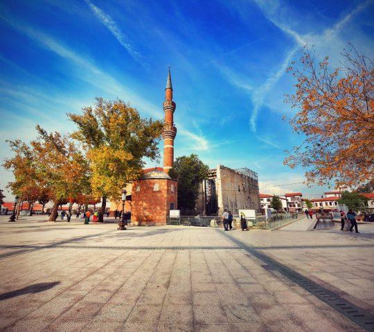 Hacı Bayram-ı Velî Camii