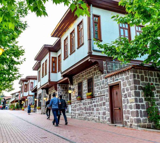 Hamamönü Tarihi Evleri