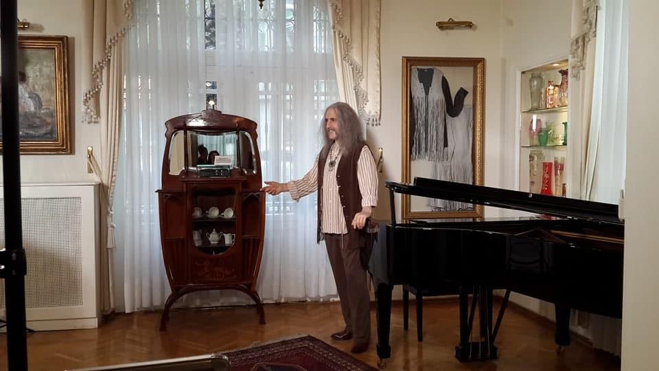 Barış Manço'nun Kadıköy Moda'daki evi