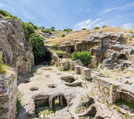 Efes Selçuk Yedi Uyuyanlar Mağarası
