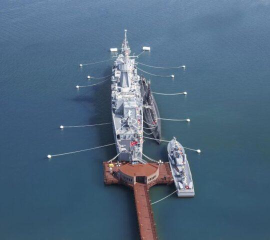İzmir Müze Gemiler (İnciraltı Deniz Müzesi)