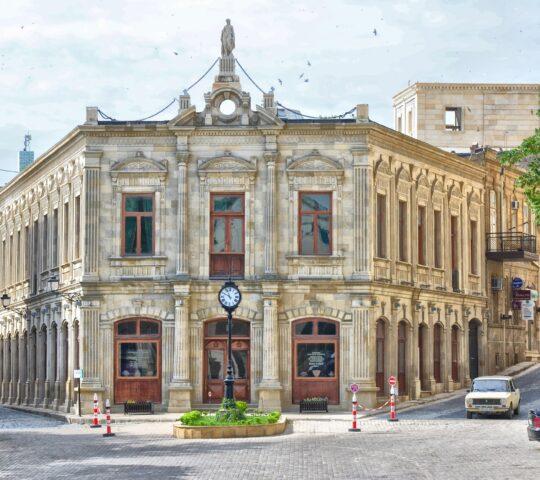 AMEA Arkeoloji ve Etnografya Müzesi