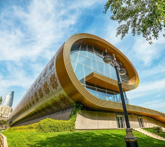 Azerbaycan Halı Müzesi
