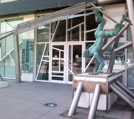 Bakü Modern Sanat Müzesi (MOMA)