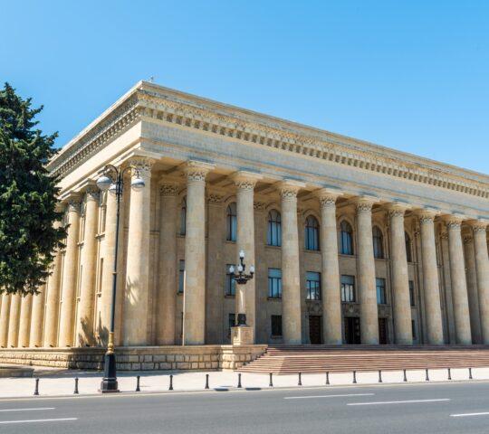 Bakü Müze Merkezi Kompleksi