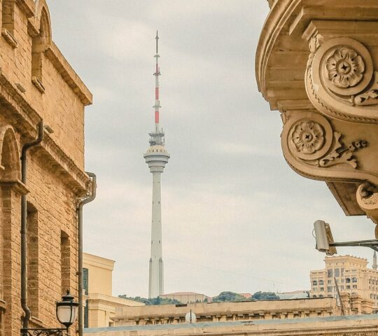 Bakü Televizyon Kulesi