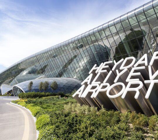 Haydar Aliyev Uluslararası Havalimanı (GYD)