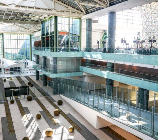 İzmir Adnan Menderes Havalimanı (ADB)