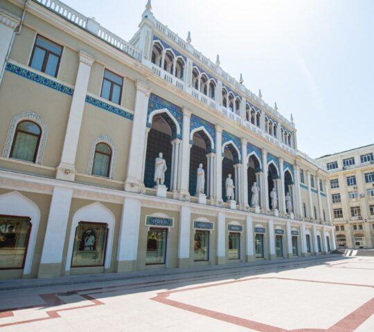 Nizami Gencevi Azerbaycan Edebiyatı Müzesi