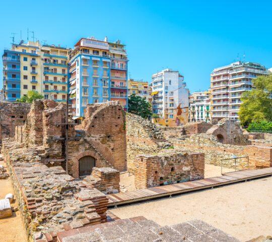 Galerius Sarayı (Navarinou Meydanı)