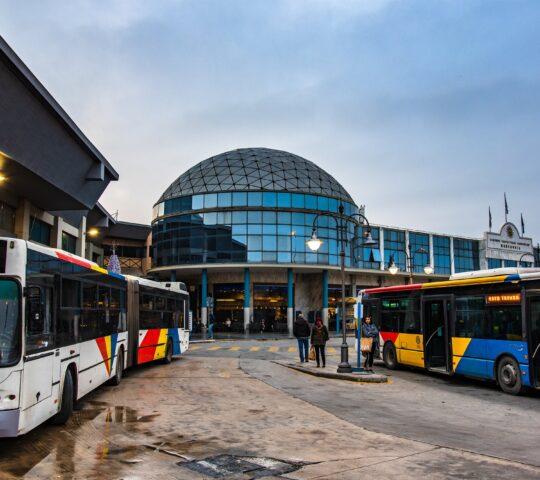 Selanik Makedonya InterCity Otobüs Terminali