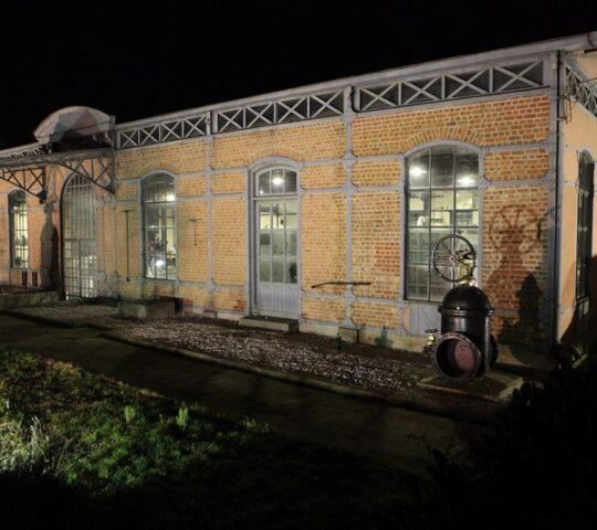 Selanik Su Temini Müzesi (Eski Merkez Pompa İstasyonu)