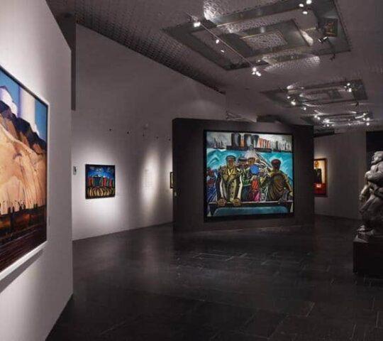 Tahir Salahov'un Evi Müzesi