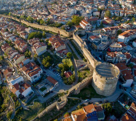 Selanik Surları